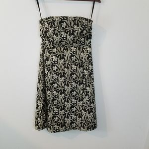Gap strapless summer dress. Size 6